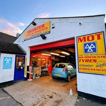 Bicester Tyre and Exhaust Centre Ltd