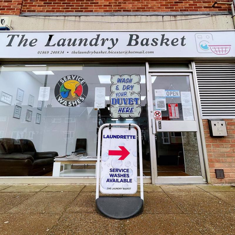 The Laundry Basket Bicester