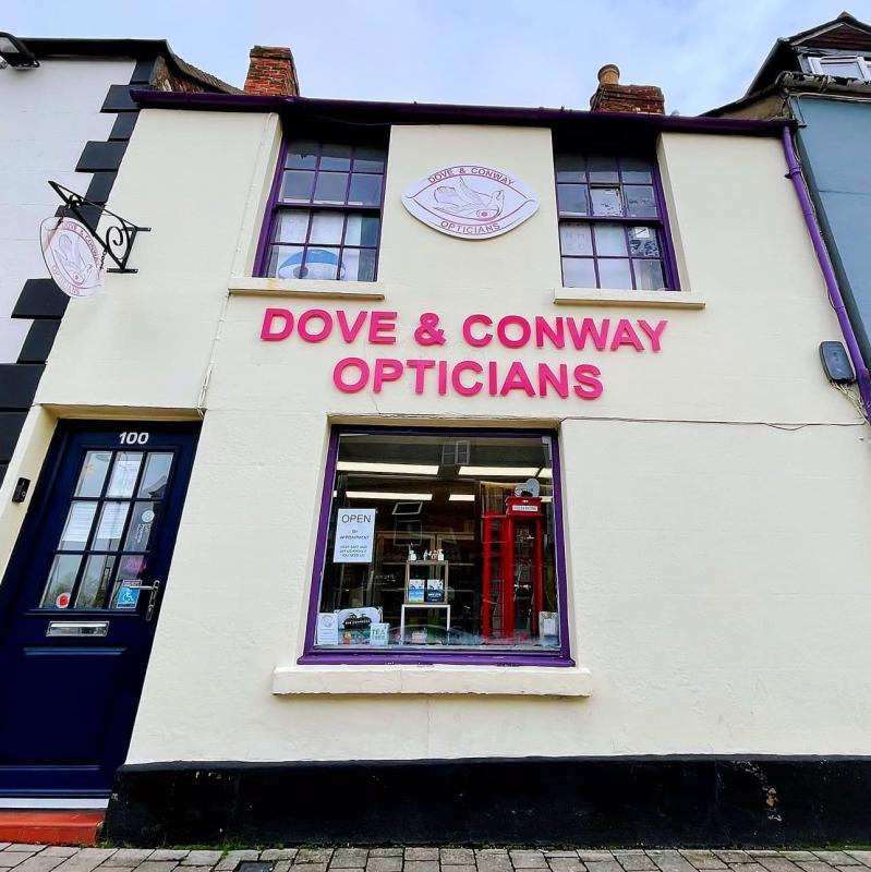 Dove & Conway Opticians