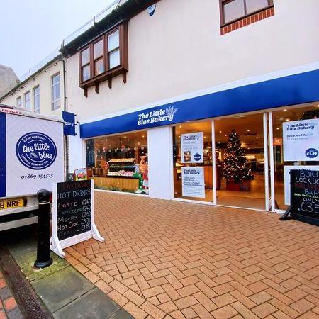 The Little Blue Bakery