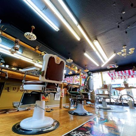 Sam's Old School Barbershop